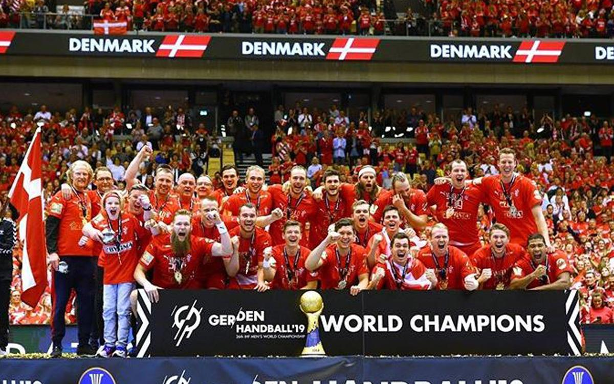 Oro para Dinamarca y bronce para Francia