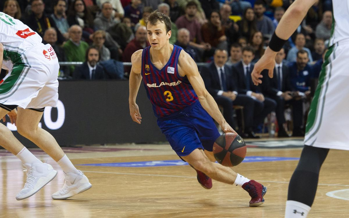 Barça Lassa – Unicaja: Tough night at the Palau (94-83)