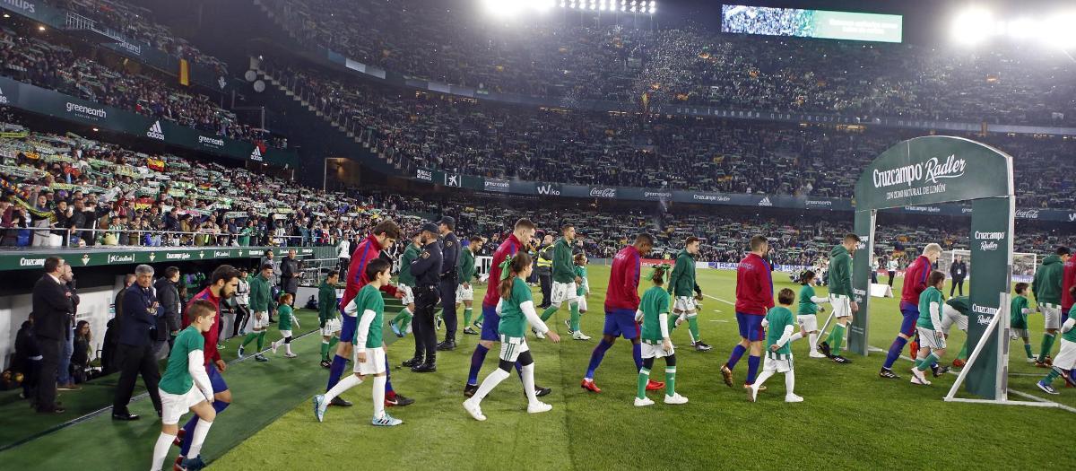 Final de Copa: el Barça dispondrá de 21.400 entradas