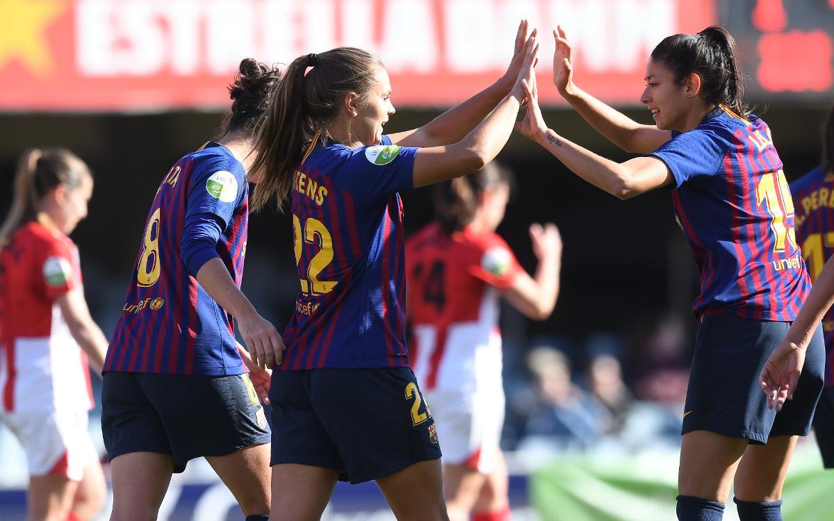 Madrid CFF - Barça Femenino (previa): A por la undécima semi de Copa seguida