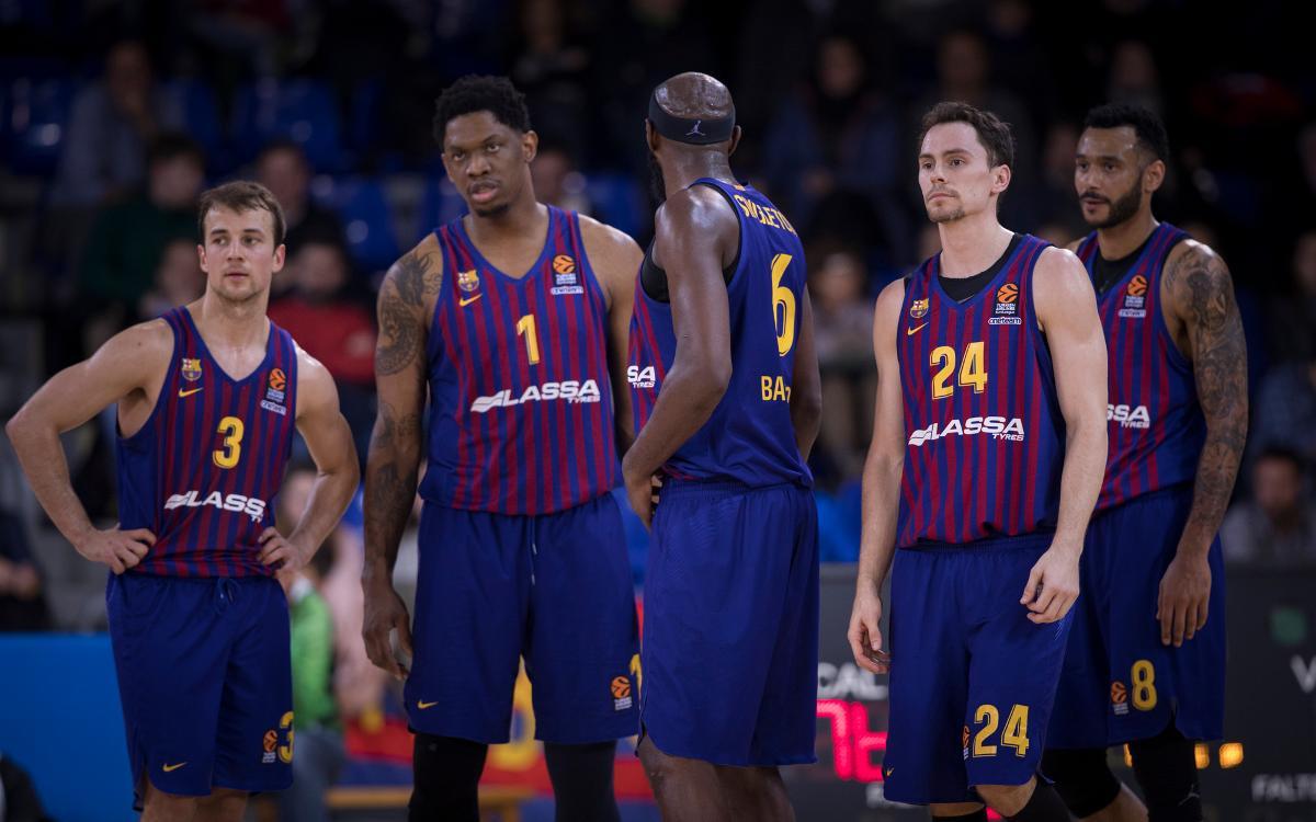 Fenerbahce Beko – Barça Lassa: Visitan la pista del líder