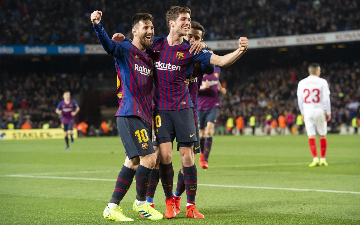 FC バルセロナ – セビージャFC: 歴史的記録を生んだ逆転劇(6-1)