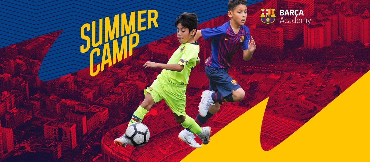 Barça Academy Summer Camp