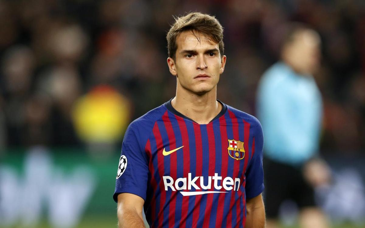Denis Suárez extends contract and goes to Arsenal on loan