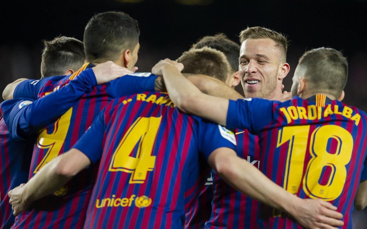 マッチプレビュー:バルサ - バレンシア