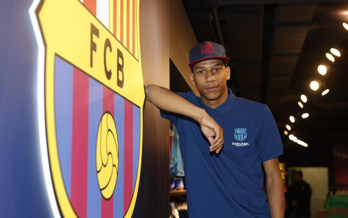 Jean-Clair Todibo transfer to FC Barcelona brought forward