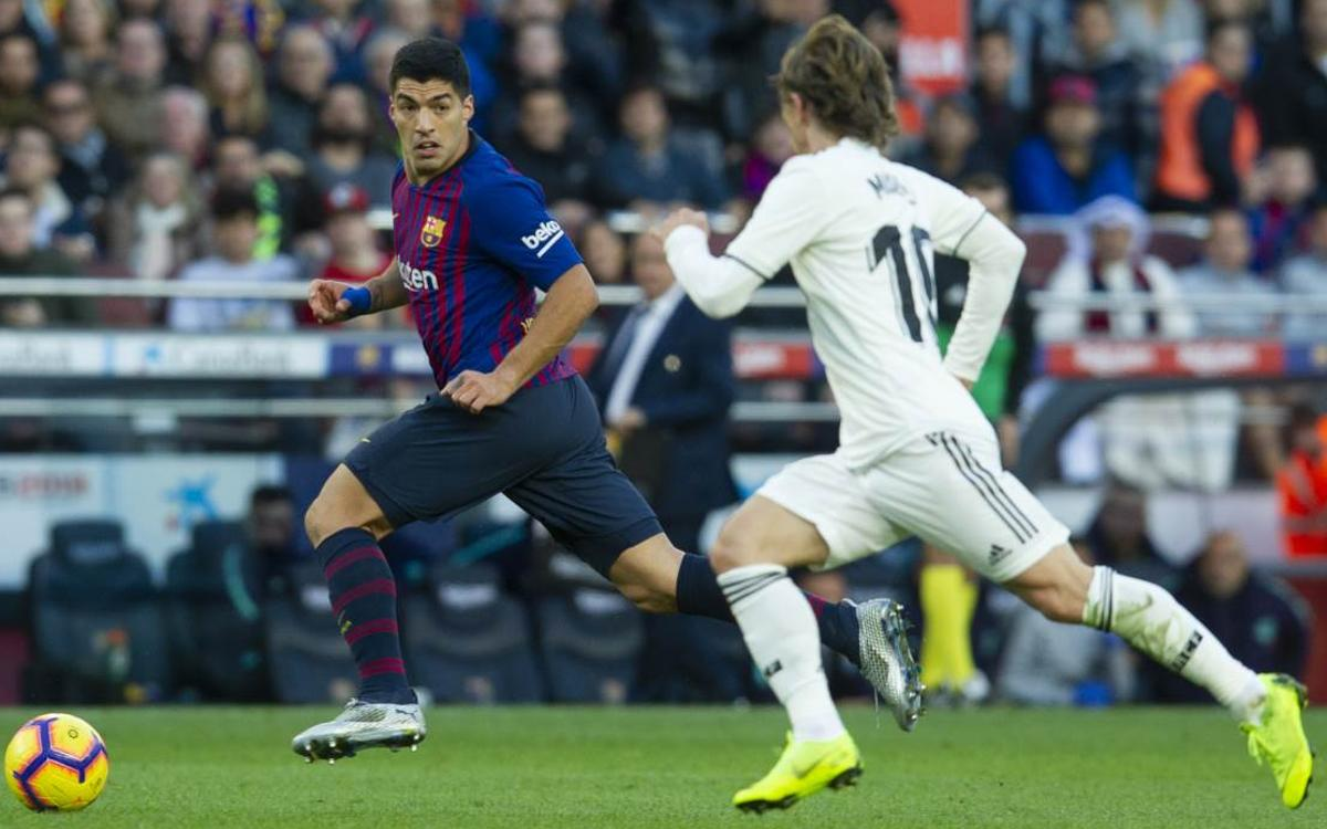 Barça - Real Madrid : Rien ne vaut le Clasico !