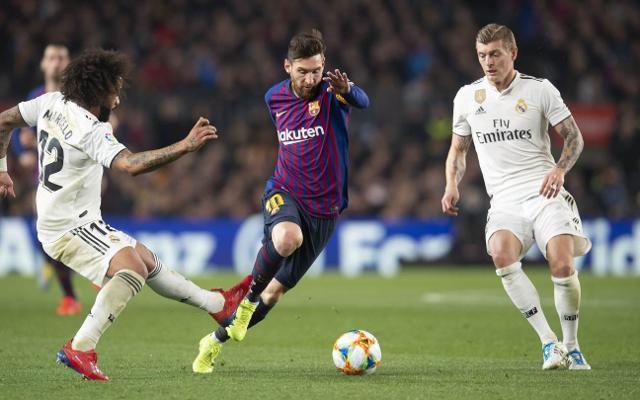 FC Barcelona - Real Madrid | Copa Del Rey Semi-finals - FC