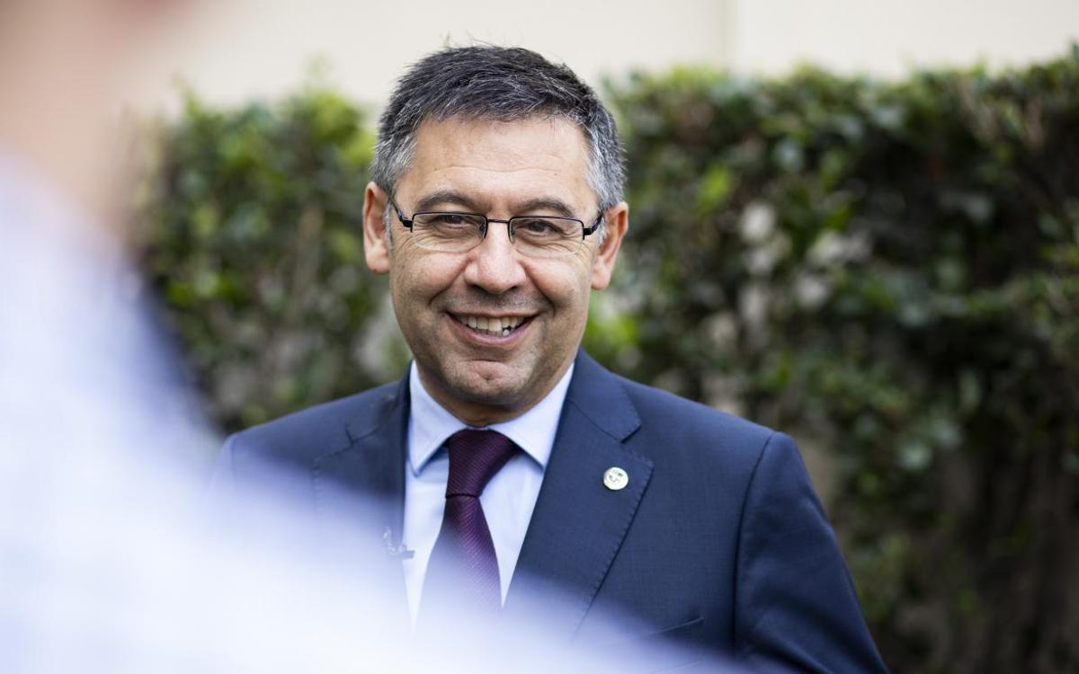 """Bartomeu: """"El Clàssic és el partit més important del món"""""""