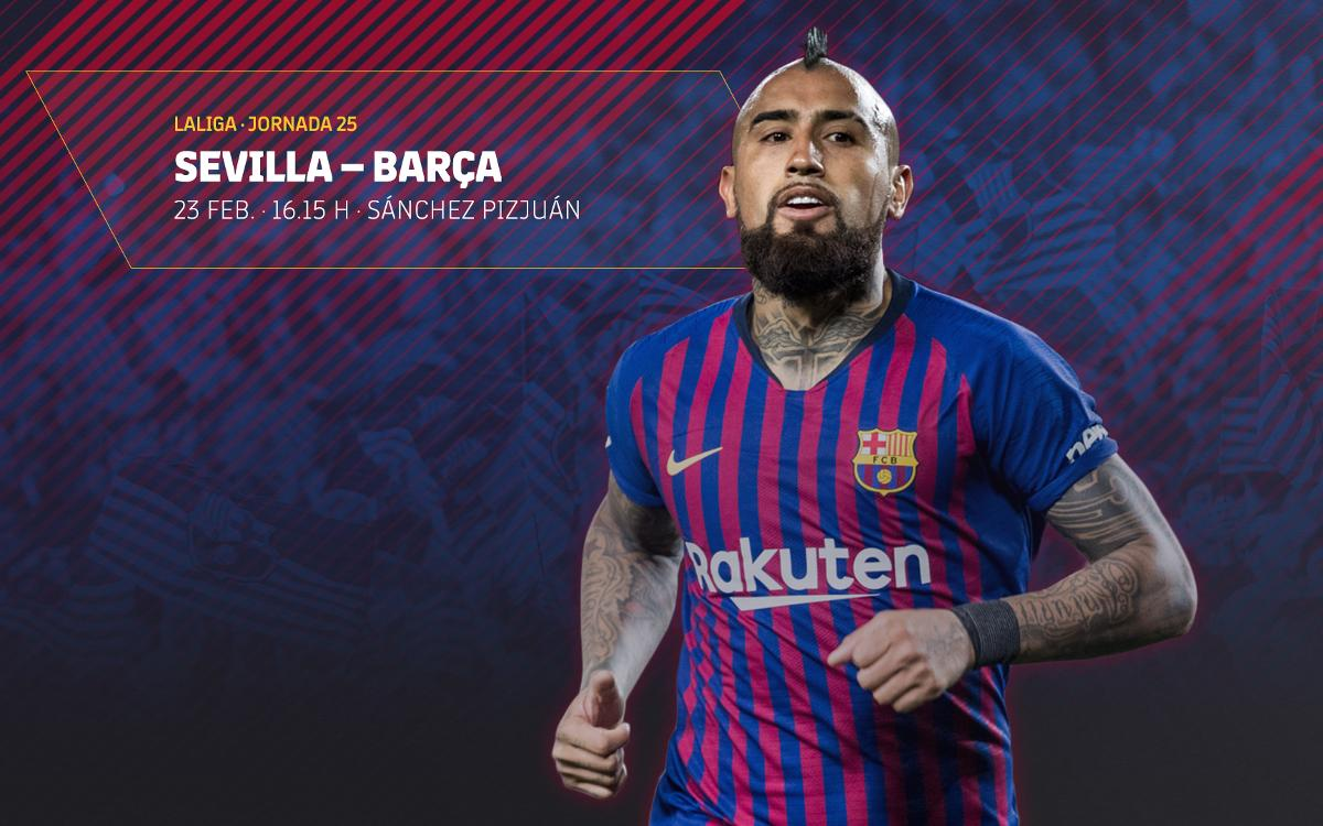 Venda d'entrades per al partit al camp del Sevilla