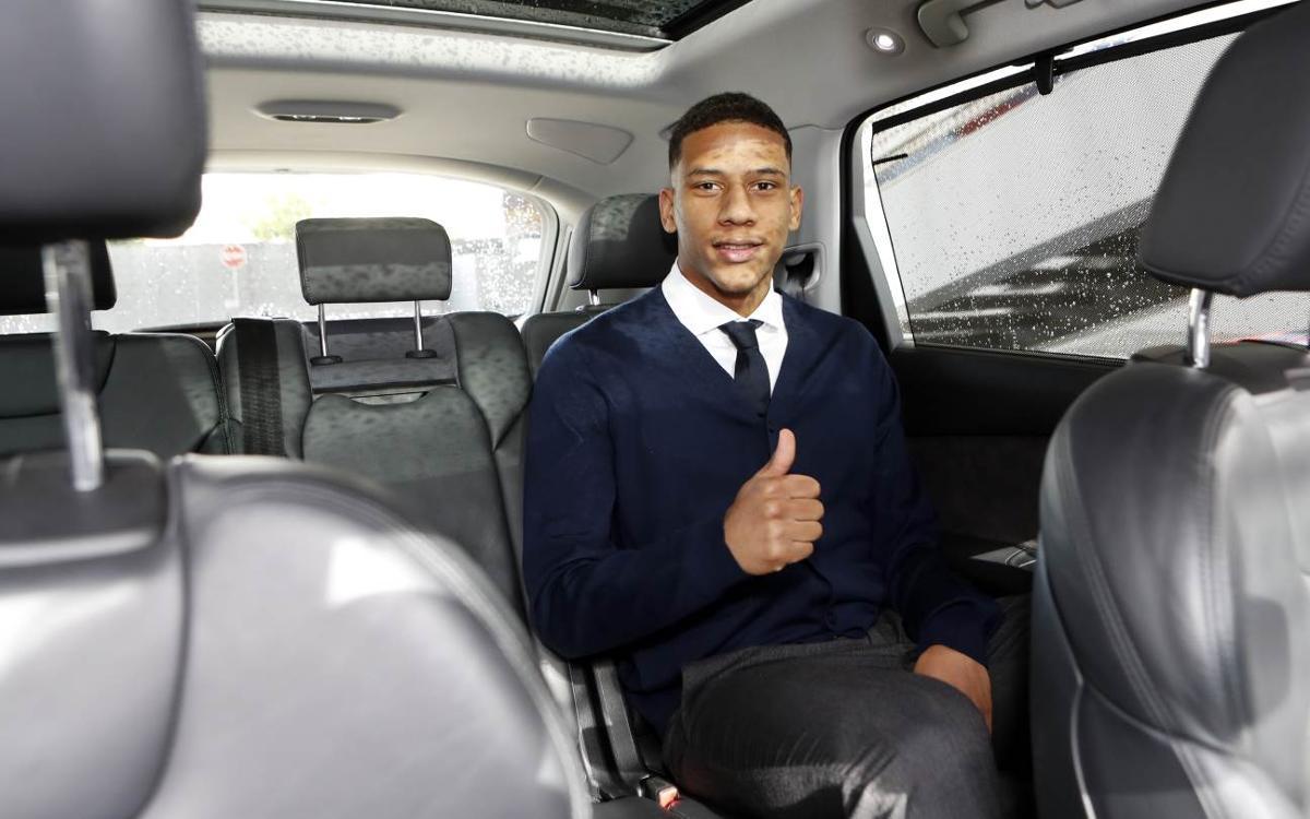 En voiture avec Todibo