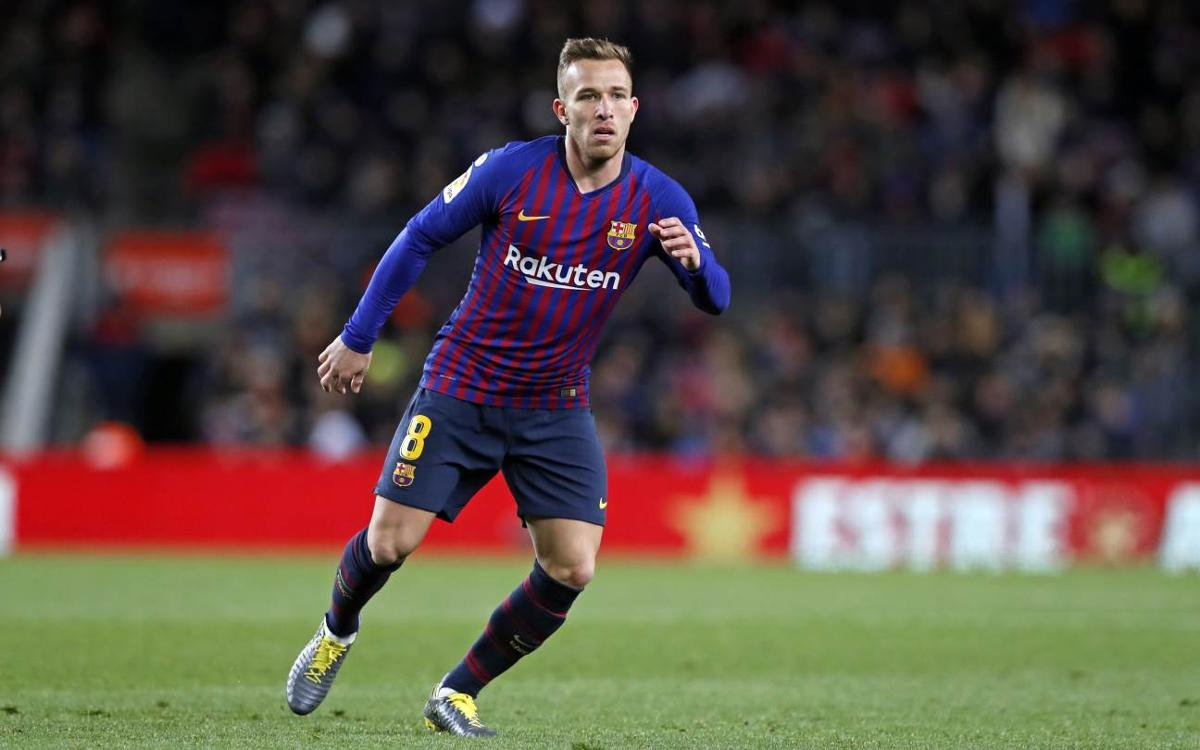 Arthur out injured for 3-4 weeks