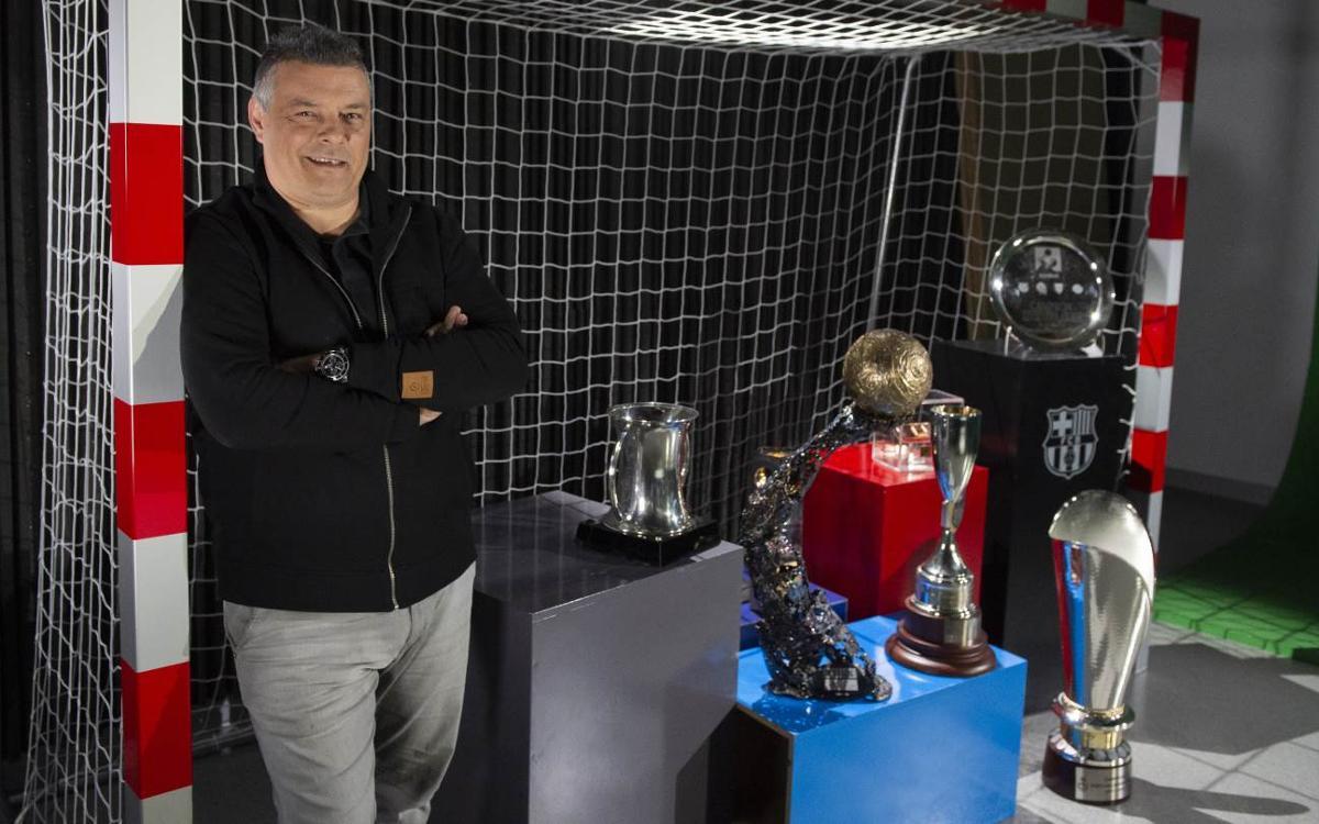 Xavi Pascual, una dècada de lideratge i èxit