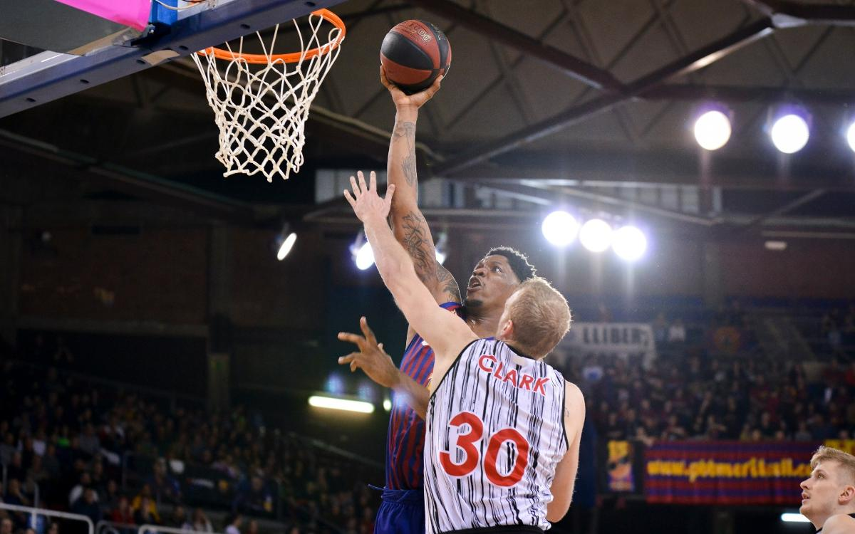 Barça Lassa 106-76 Fuenlabrada: Big win before Copa del Rey