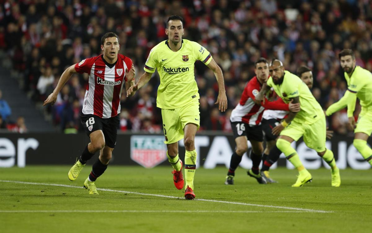5cbd4f8d4 Athletic Bilbao - FC Barcelona