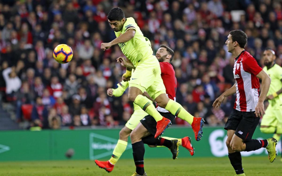 Athletic Bilbao – Barça : Un point c'est tout (0-0)