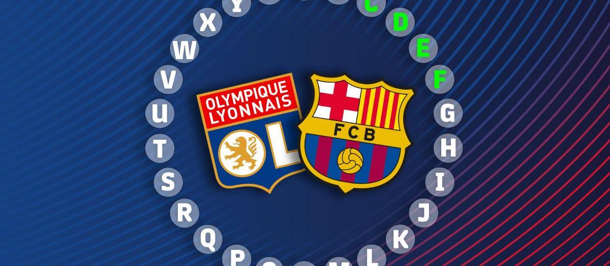 The ABC of Lyon vs Barça