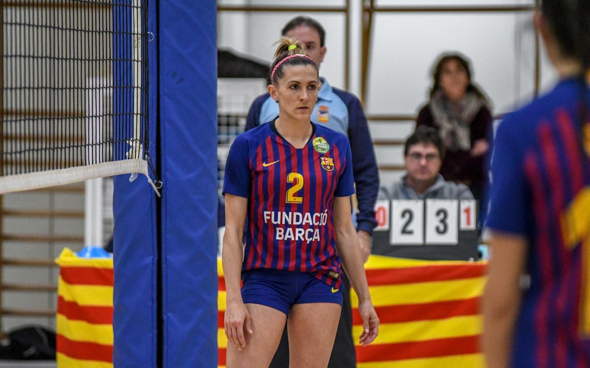 Silvia Arco, MVP de la jornada
