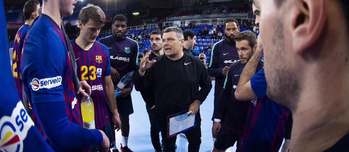 Bidasoa Irún – Barça Lassa: Sense descans a la pista del segon