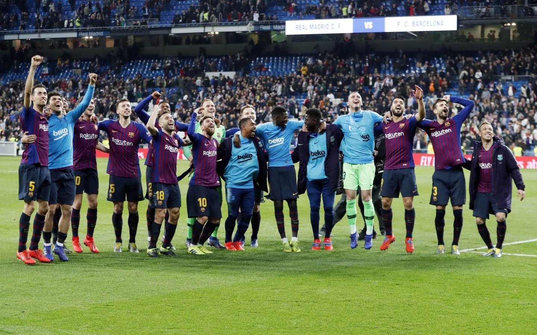 VÍDEO - Cuarta victoria consecutiva en el Bernabéu en la Liga 203c64995f7