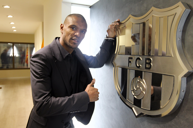 Эрик Абидаль, спортивный директор Барселоны