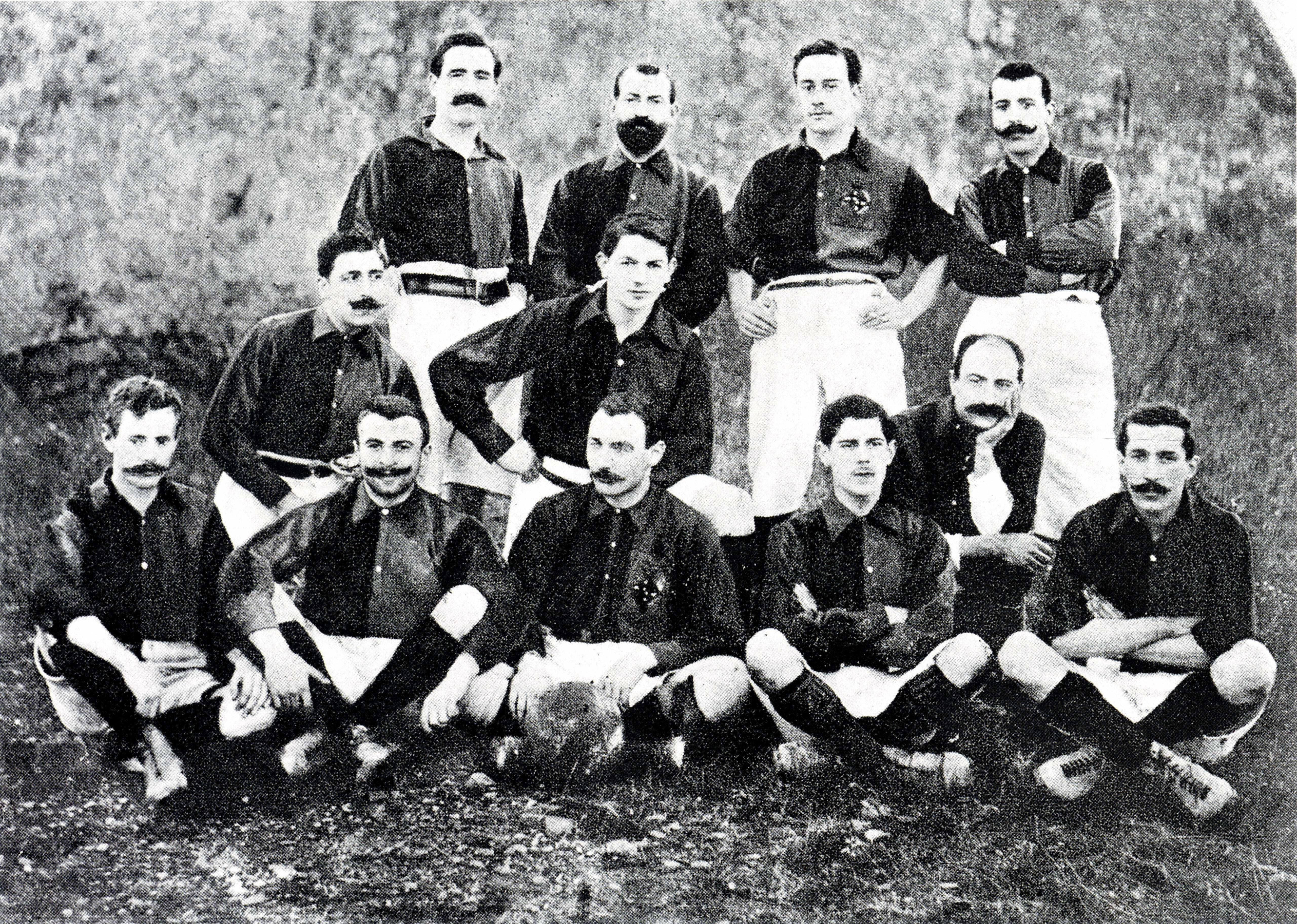 On December 8th 1899, Barça played their first ever game
