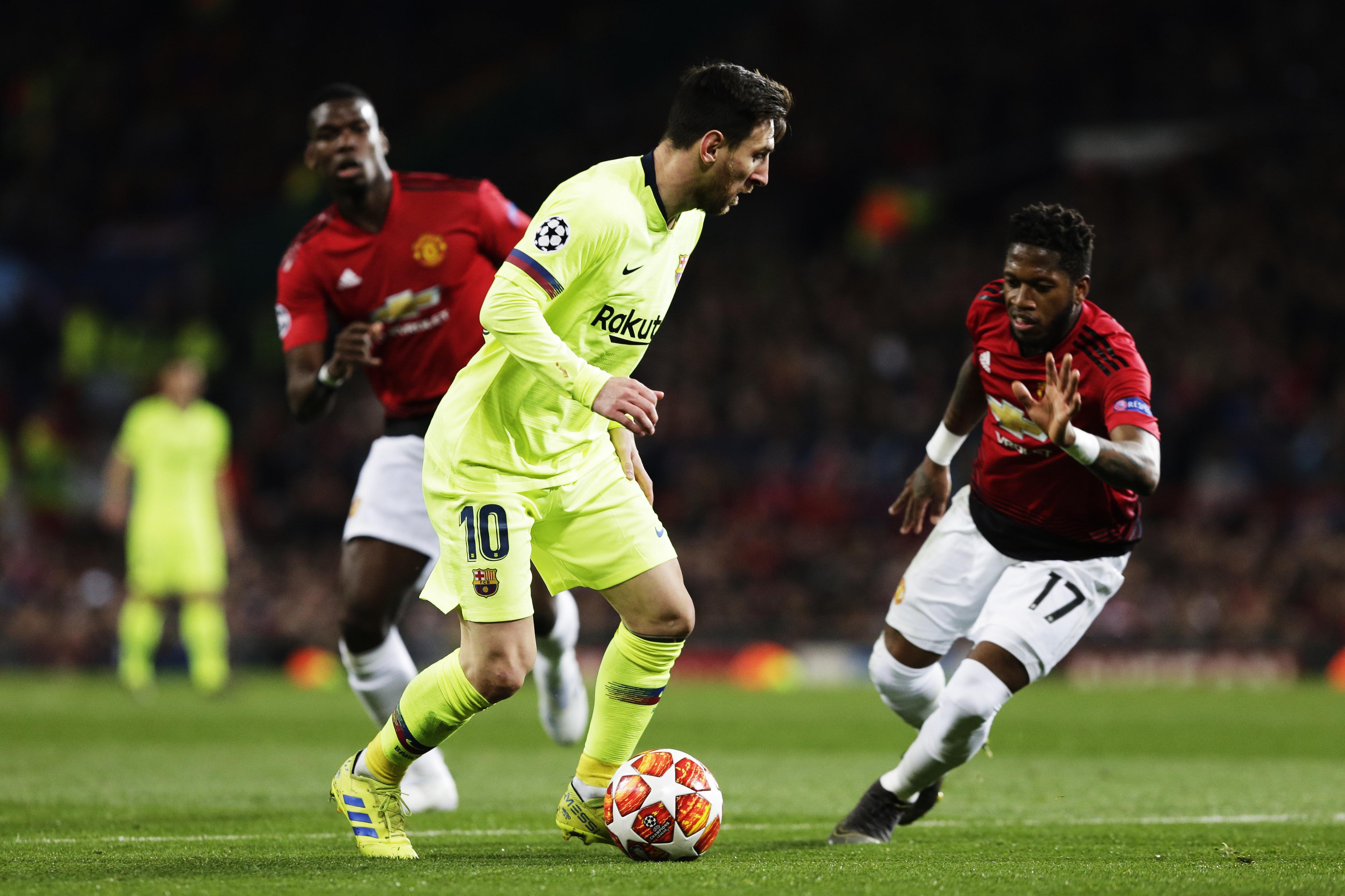 Chelsea Vs Manchester United Vs Fc Barcelona: The Keys To FC Barcelona Vs Manchester United