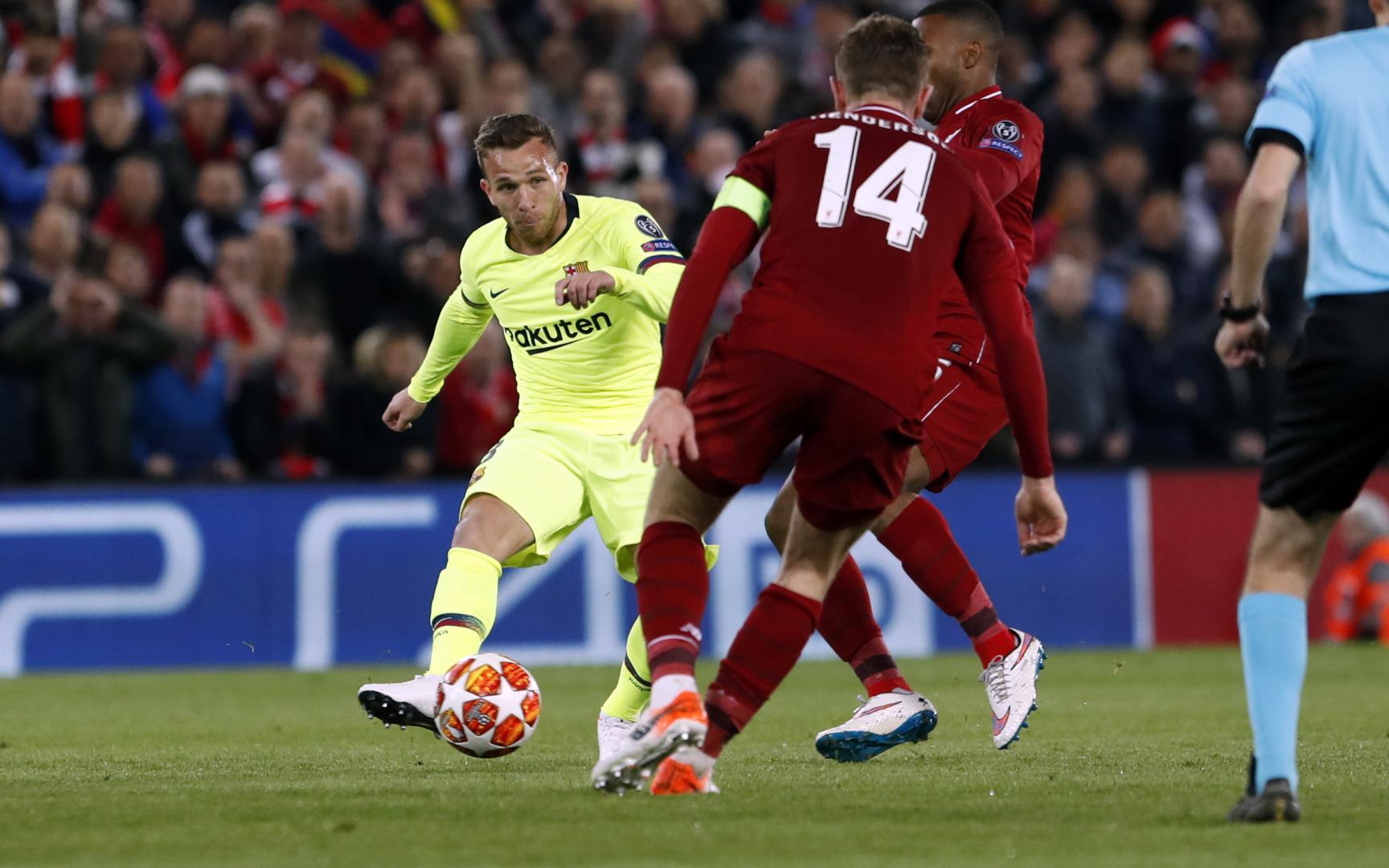 HIGHLIGHTS: Liverpool v Barça