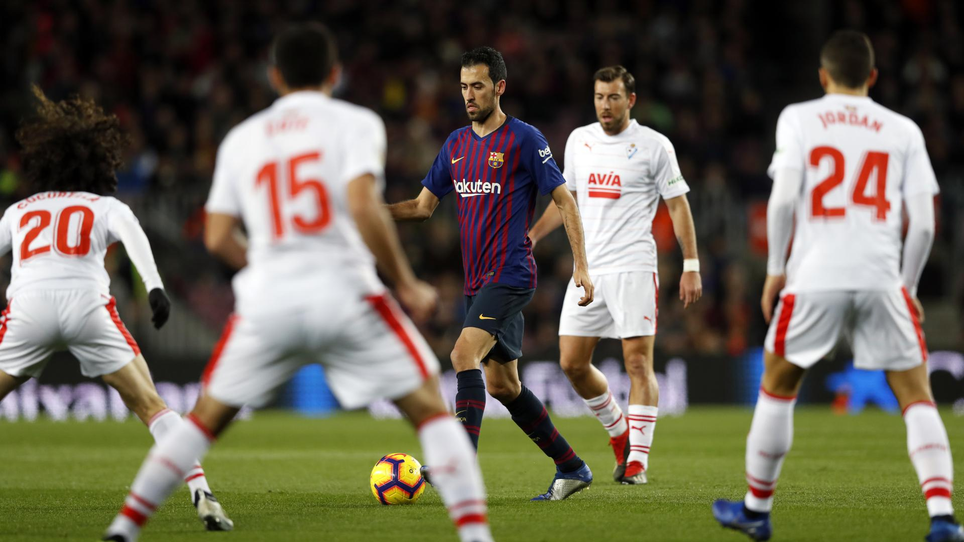 New time set for Eibar vs Barça