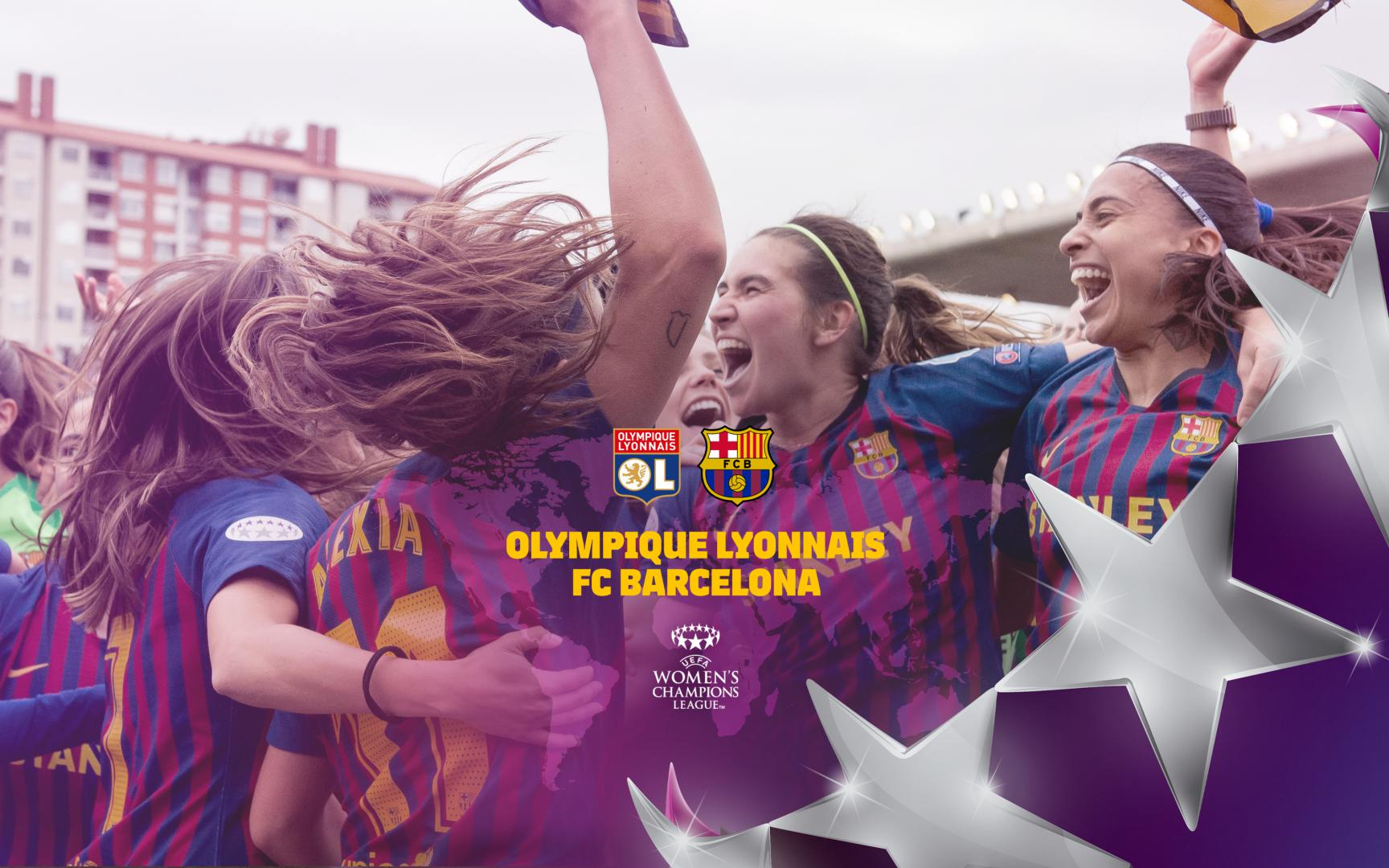 When and where to watch the UEFA Women's Champions League Final