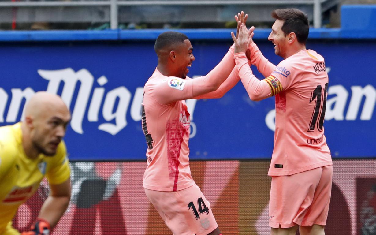 HIGHLIGHTS | Eibar 2 - FC Barcelona 2