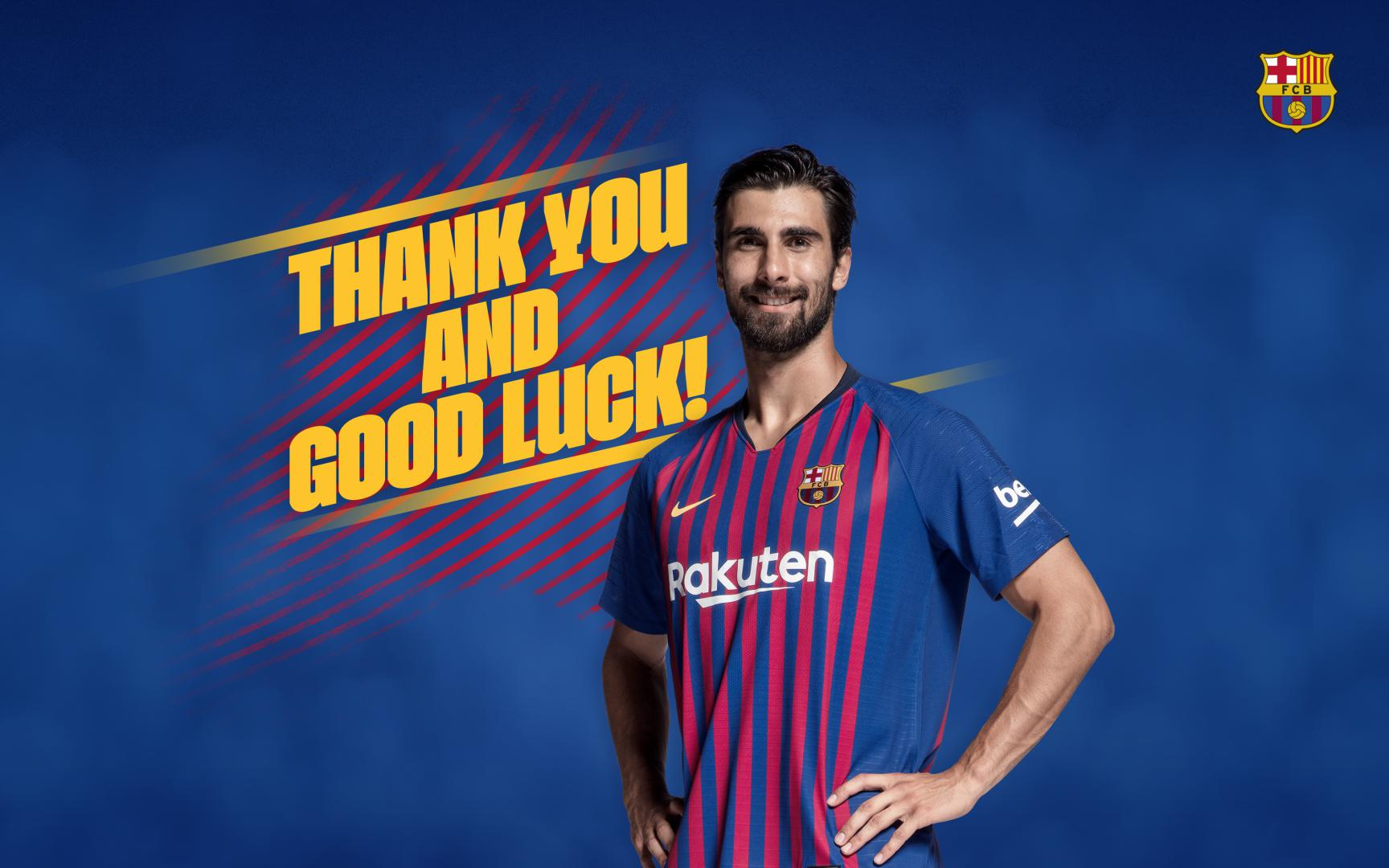 Agreement with Everton for transfer of André Gomes