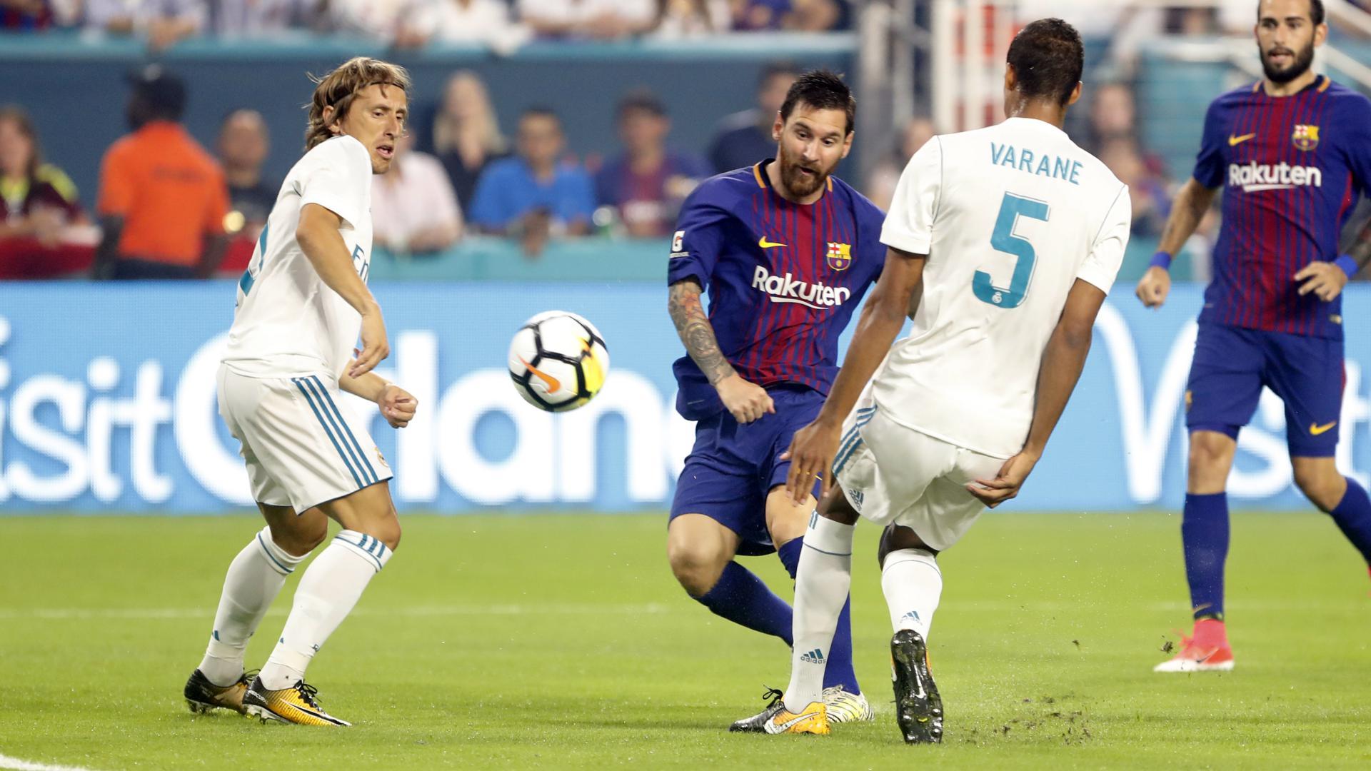 Barça's best goals in the USA