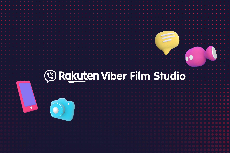 Rakuten Viber Film Studio
