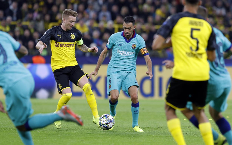 HIGHLIGHTS | Borussia Dortmund 0 Barça 0