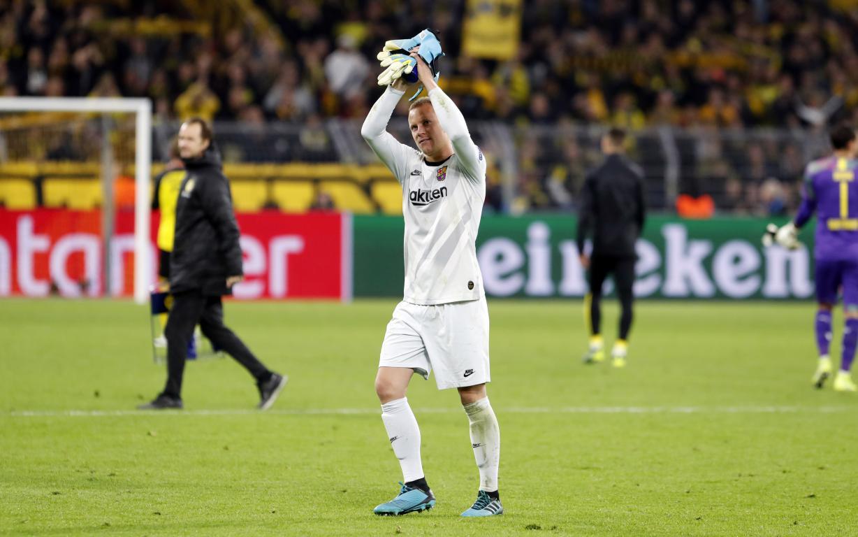 Ter Stegen the penalty master