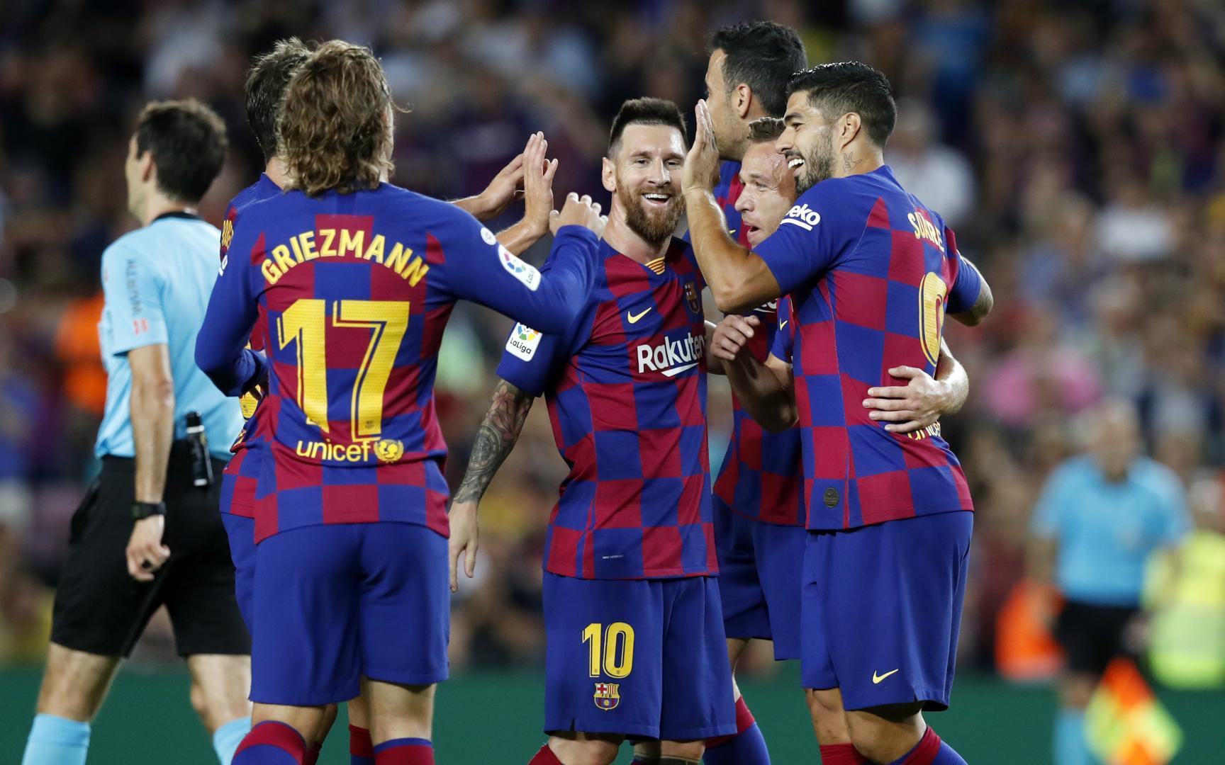 PREVIEW: FC Barcelona v Sevilla