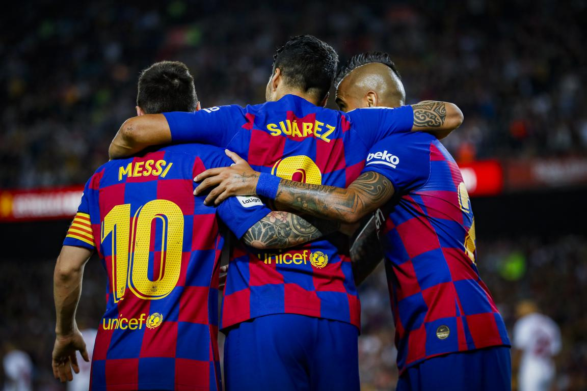 Messi, Suárez and Arturo Vidal to share Copa America group