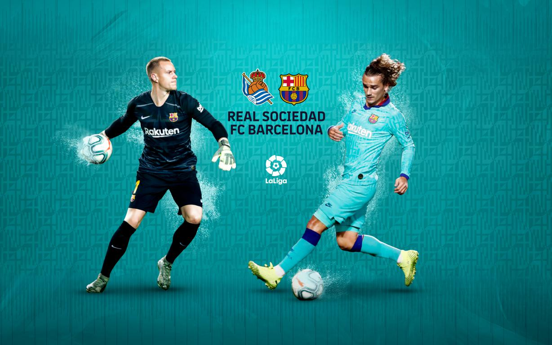 Cuándo Y Dónde Ver El Real Sociedad Barça